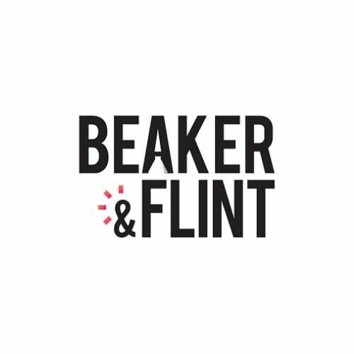 Beaker Flint Logo