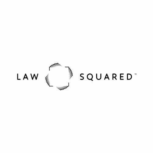 Law squared Logo